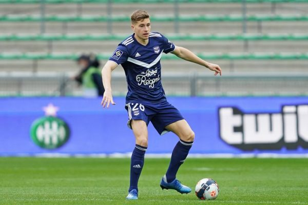 oma Bacic is set to move to Lazio after reports Bordeaux had accepted an offer of €8 million.