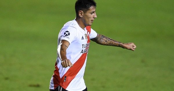 Lazio approaches Fabricio Angeleri from River Plate. River Plate left-back Fabricio Angeleri has the opportunity to move to Europe this summer after being approached by Lazio.